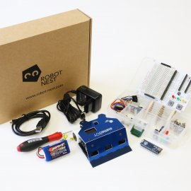 Robot prototyping kit SumoBoy 2.0 - {SITE_TITLE}