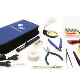 RobotNest electronics soldering tool set